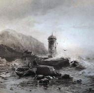 Rock Lighthouse, Arran