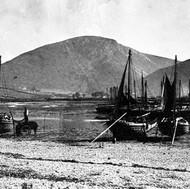 Lochranza harbour
