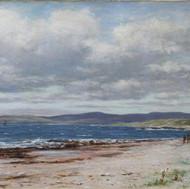 Kintyre from Arran