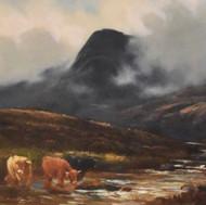 Glen Sannox, Isle of Arran, 1918