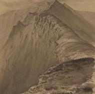 Unknown mountain ridge (possibly Cir Mhor)