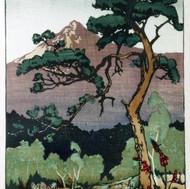 Goatfell and tree