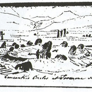 Machrie moor, sketch