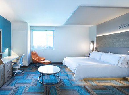 At this new fitness-minded Miami hotel, staying in means working out