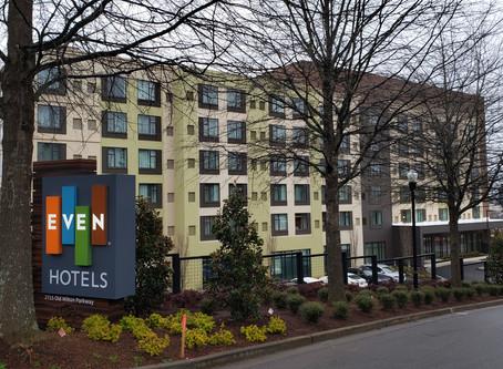 EVEN Hotel Alpharetta - Avalon Area Opens