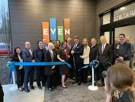 EVEN Hotel now open near Avalon, offering in-room fitness options