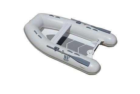 Boat: Tender, Hypalon, PVC, Lightweight