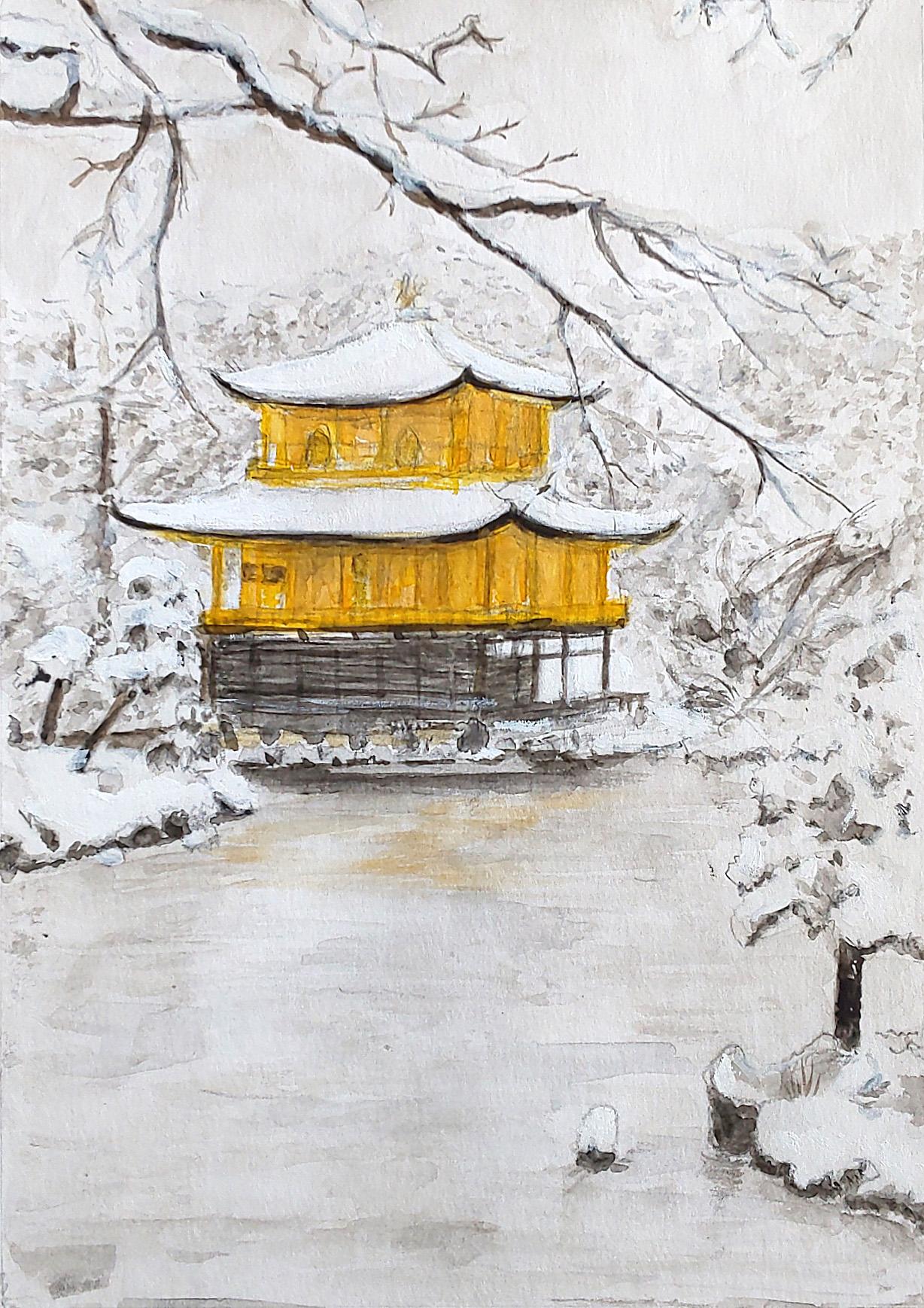 yukinokinkakuji