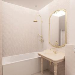IDEAL дизайн - интерьер ванной