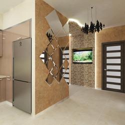 IDEAL дизайн - интерьер холла