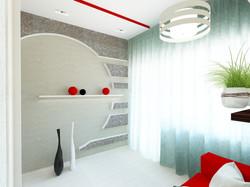 IDEAL дизайн - девичья комната