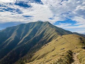 四国百名山、剣山を歩く。