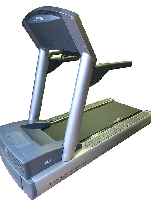 Refurbished Life Fitness 95TI Commercial Treadmill (Delivery not Inlcuded)