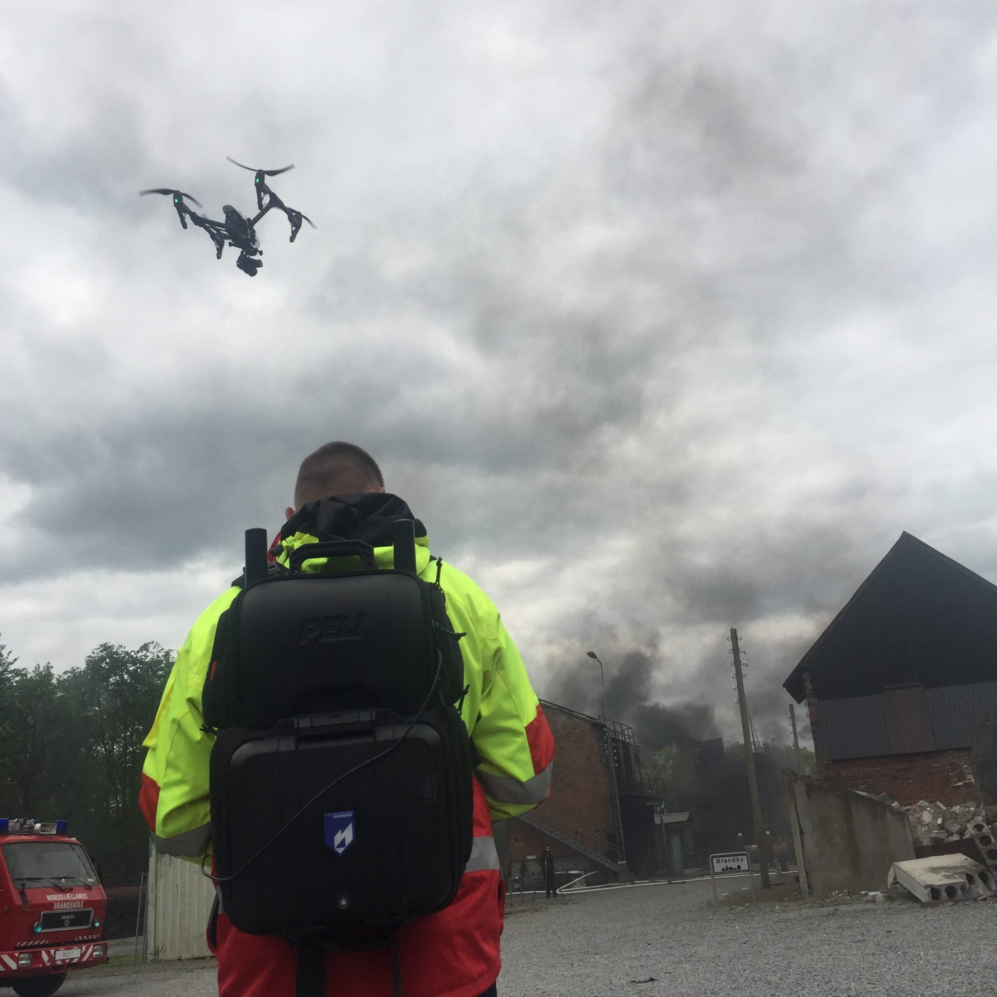 Online Drone Flight School