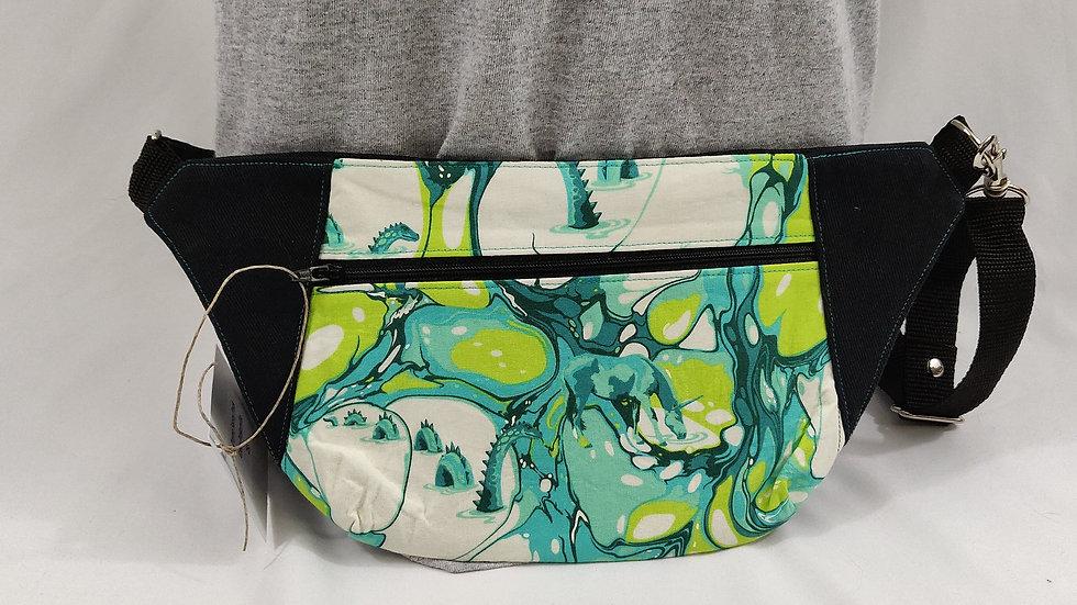 Dayna Fanny Pack - Green Pinkerville