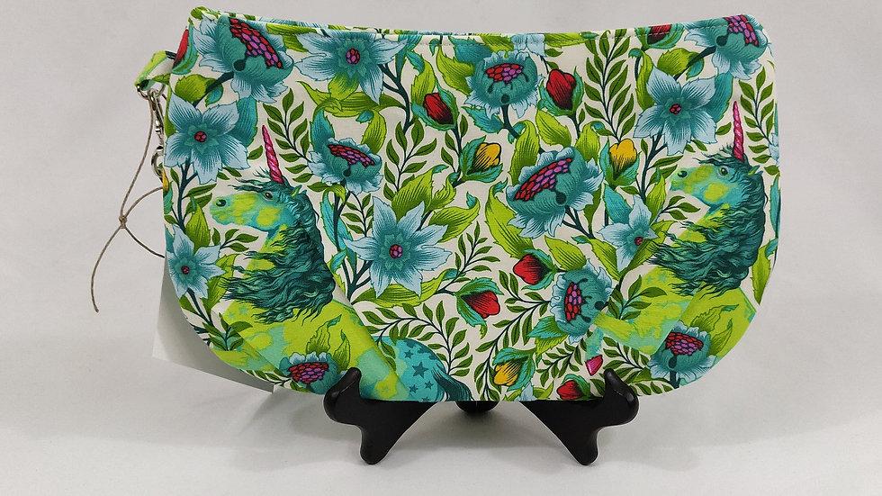 Flora Wristlet - Unicorn Pinkerville