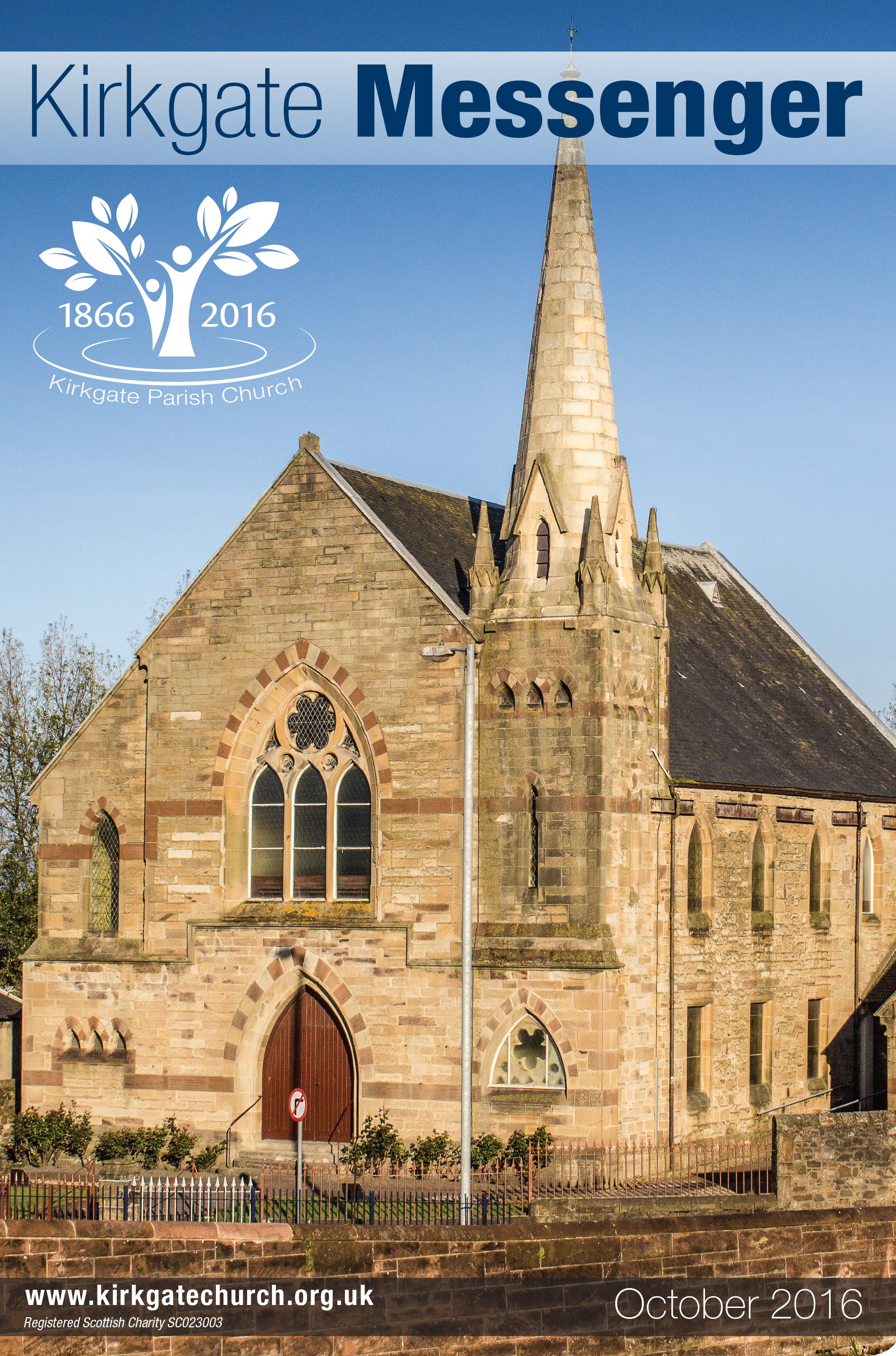 Kirkgate Parish Church magazine