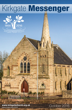 Kirkgate Parish Church magazine