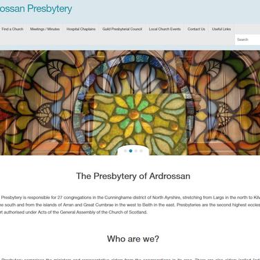 Ardrossan Presbytery