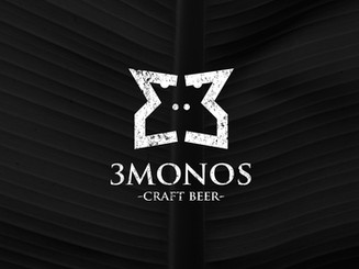 Diseño de Logotipo 3 Monos