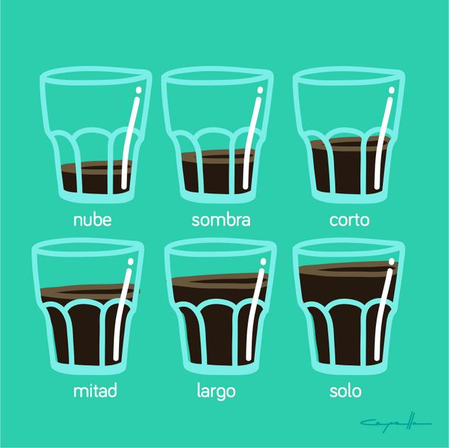 Cafés de Málaga