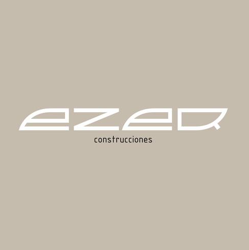 branding EZEQ construccines