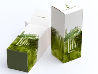 Diseño Packaging Libo - Casa Mira