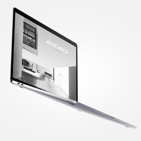 diseño web EZEQ construcciones