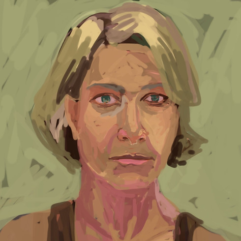 Introduction to Digital Drawing with Artist Sally Parnis