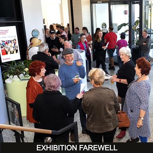 Exhibition Farewell - 22nd Prospect Community Art Show