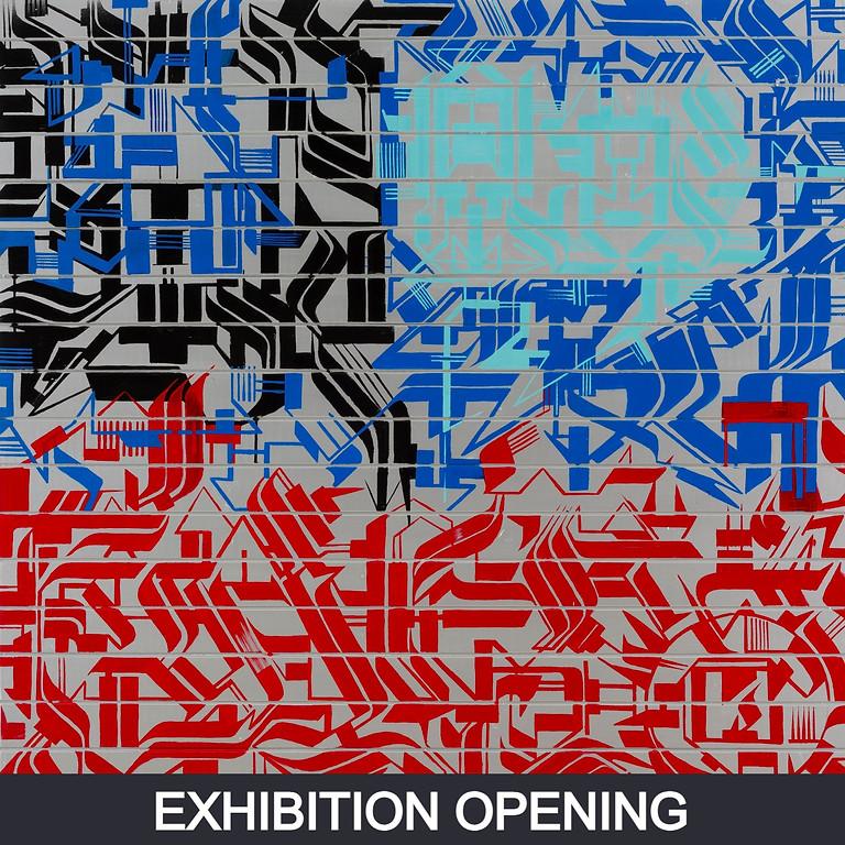 Exhibition Opening - Anti-type