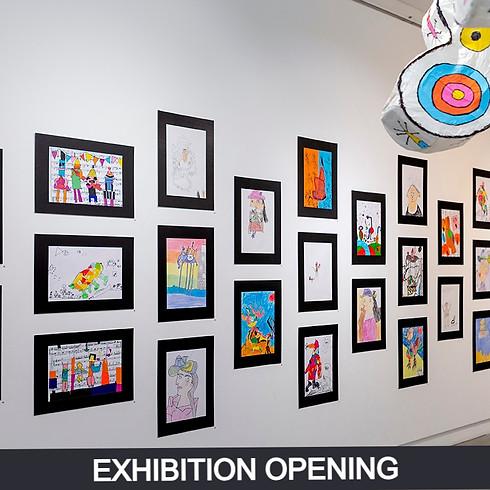 Exhibition Opening - Local Schools Art Exhibition