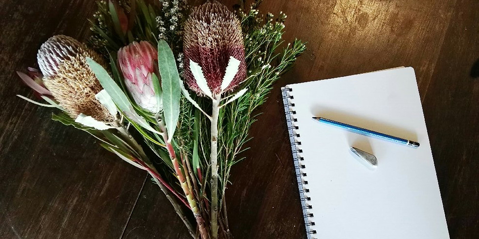 Introduction to Botanical Drawing with Sharyn Louise Ingham