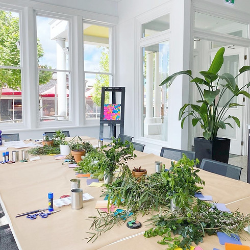 Botanical Sketching Workshop for Teens