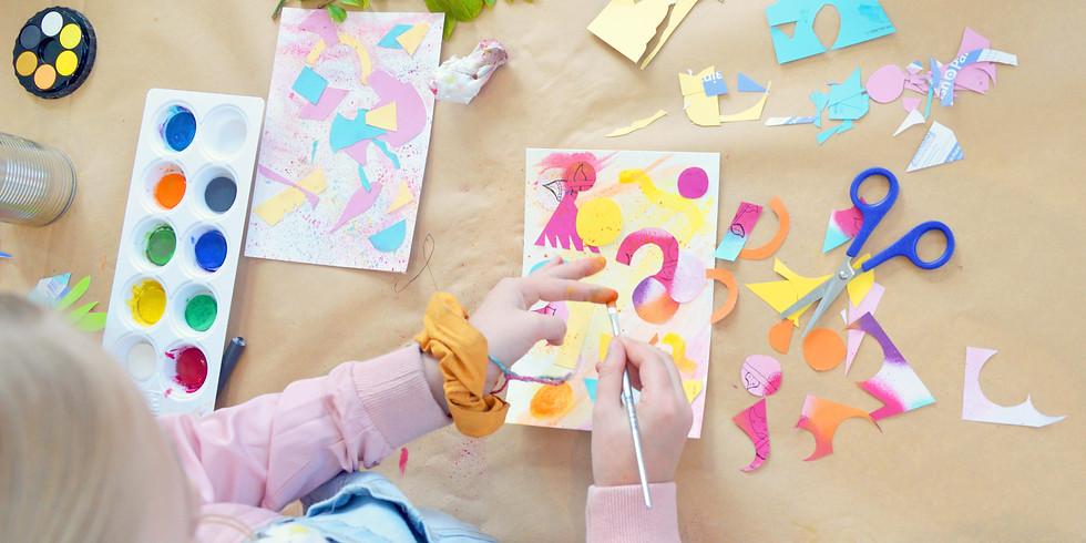 Botanical Colour Workshop for Kids