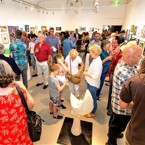 Opening - The 21st Prospect Community Art Show
