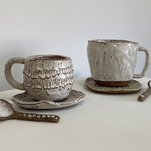 Ceramic Tea Set Workshop with Xanthe Murphy