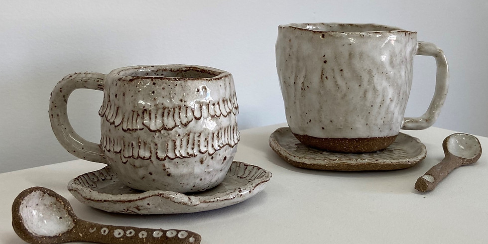 Ceramic Tea Set Workshop with Xanthe Murphy