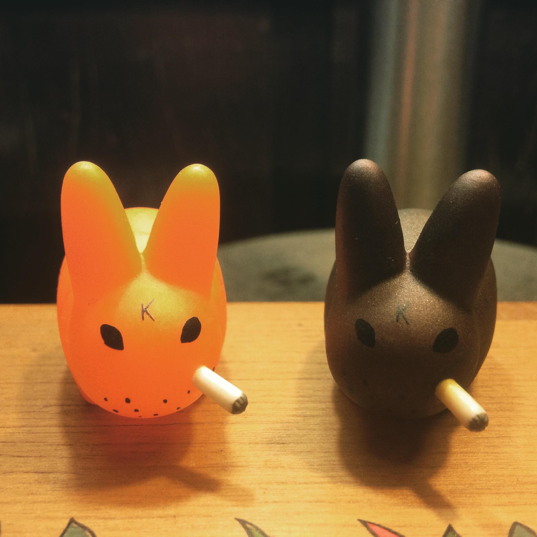 buncha bunnies