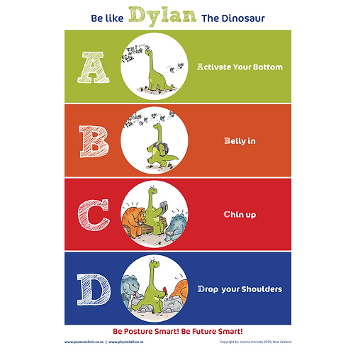 Dylan Poster - Education