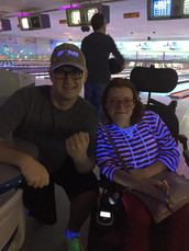 Ashley and Marcus take on Lake Erie Lanes with ND!