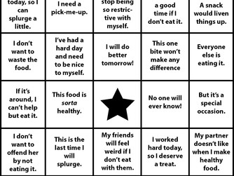 Play BINGO to get your Beach Body