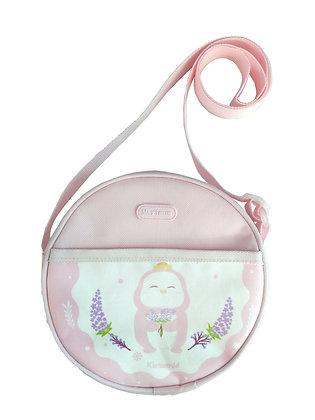 MX7002 花子圓圓包 Flora Cotton Tote Bag