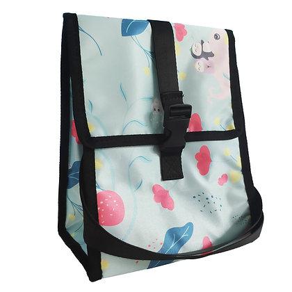 MX12004 奇奇與花子午餐袋