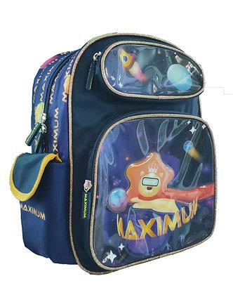 MX4001 冬至宇宙雙層書包 Maxi Galaxy D-Backpack