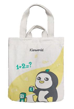 MX11005 奇奇學數學帆布袋 Kier Maths Cotton Tote Bag