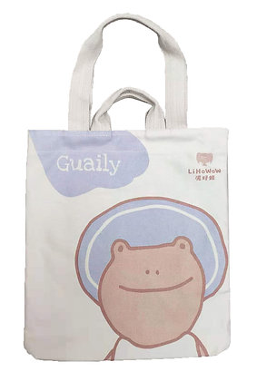 MX11004 Guaily帆布袋 Guaily Cotton Tote Bag