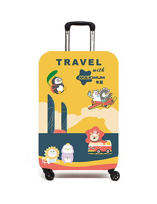 MX22004 冬至旅行行李套 Maxi Mo Sky Luggage Covers