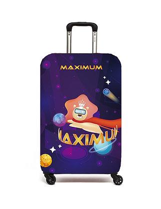 MX22001 冬至宇宙行李套 Maxi Galaxy Luggage Cover