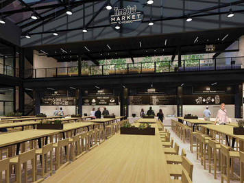 Huge Food Market Coming Soon To Chicago